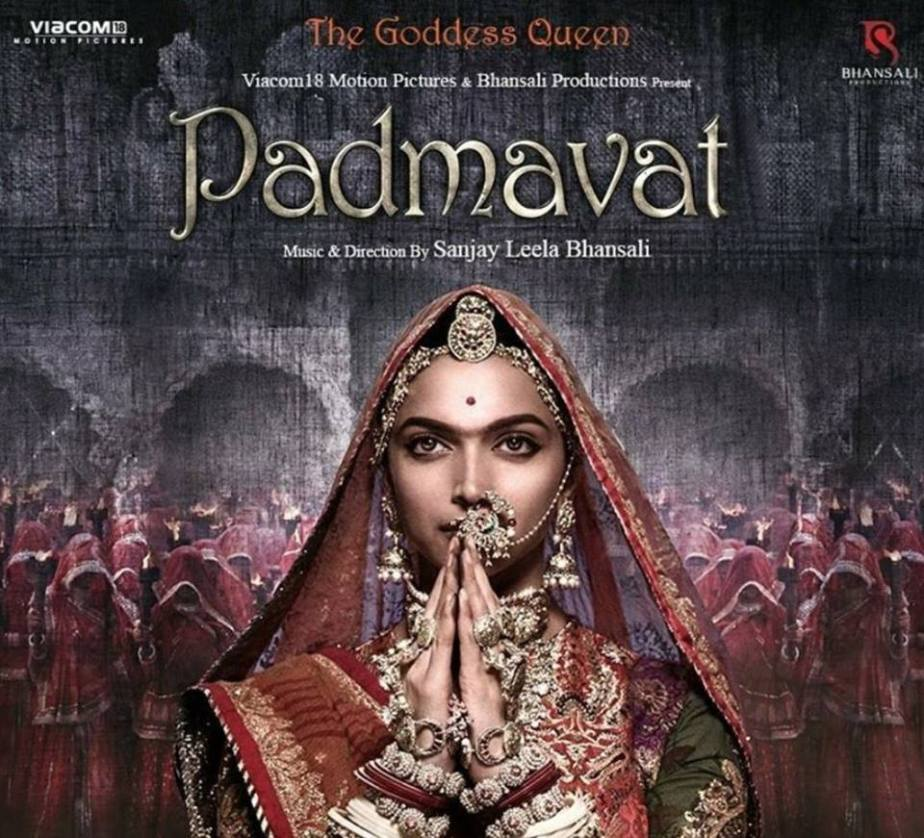 "Padmaavat – with an ""I"" for beauty.!"