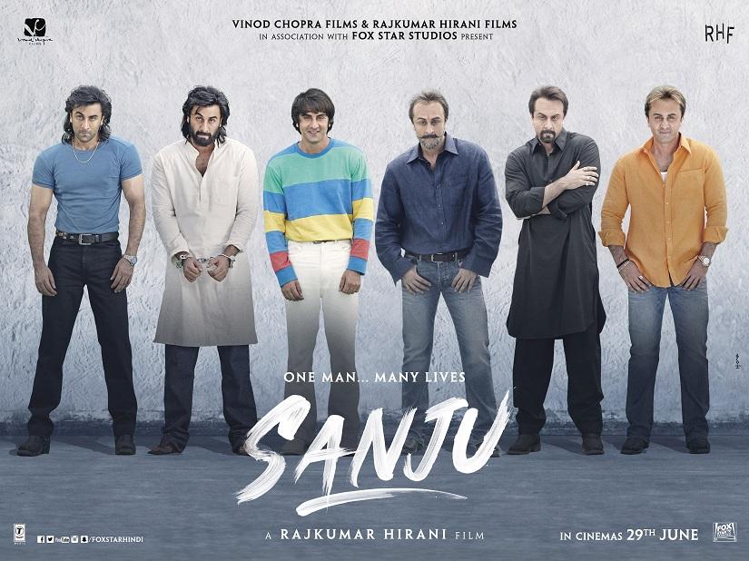 SANJU – An ode to SunilDutt